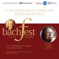 bachFest - piletilevi - 03.01 - 16.00
