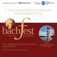 bachFest - piletilevi - 03.01 - 17.00