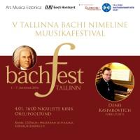 bachFest - piletilevi - 04.01 - 16.00