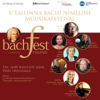 bachFest - piletilevi - 05.01 - 16.00
