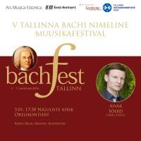 bachFest - piletilevi - 05.01 - 17.30