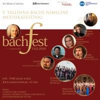 bachFest - piletilevi - 06.01, 19.00