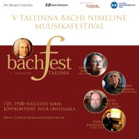 bachFest - piletilevi - 07.01 - 19.00