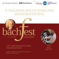 bachFest - piletilevi - 07.10 - 16.00