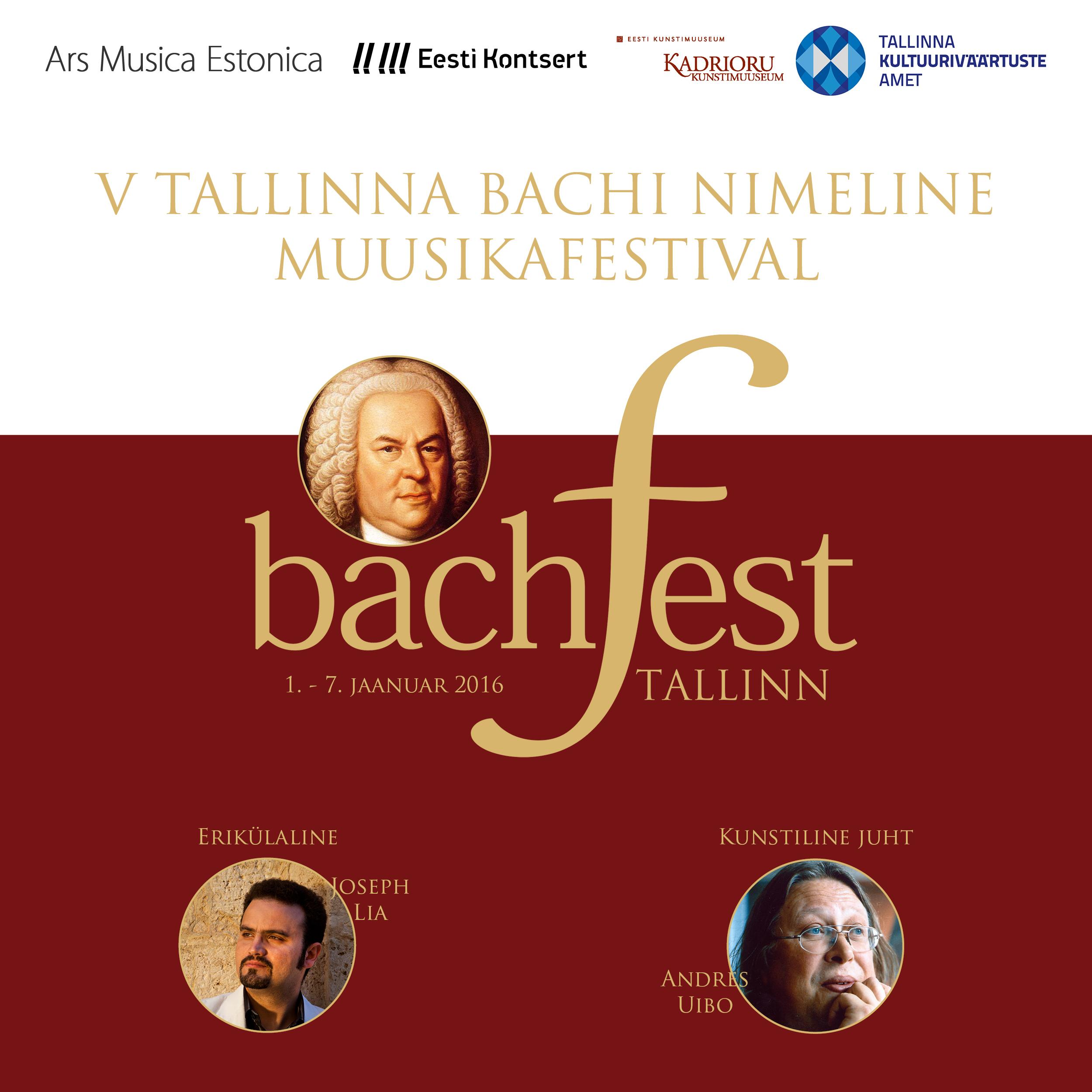 bachFest - piletilevi - festival